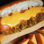 Healthy Living Tips: Eat Less Hot Dogs... Move More!