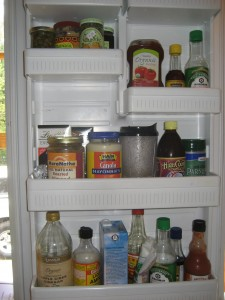 No High Fructose Corn Syrup in this Fridge!