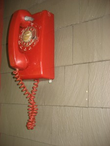 "Vintage 1961 Bell Systems Rotary Dial Phone by Western Electric - From John's ""Buying and Selling to Make Money"" blog"
