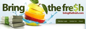 Bring the Fresh Has a GREAT Membership Forum - Click Here to Learn about This Excellent Marketing Program